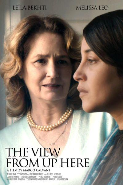 A kilátás innen fentről – Plakát