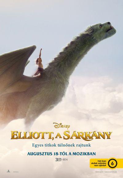 Elliott, a sárkány – Plakát