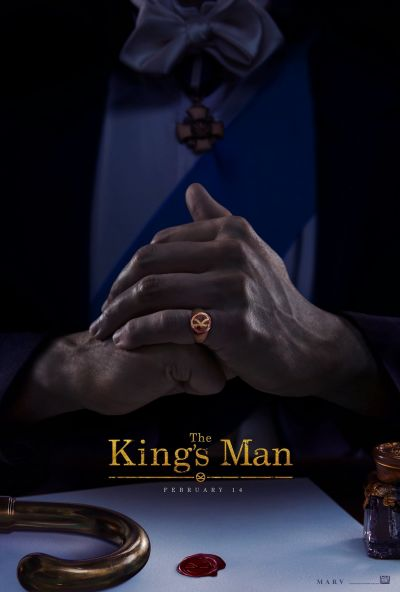 The King's Man – Plakát