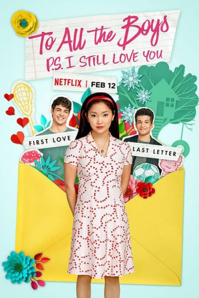 A fiúknak – Utóirat: Még mindig szeretlek – Plakát