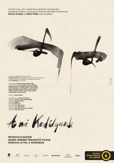 A mi Kodályunk – Plakát