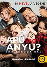 Apu vagy anyu? – Plakát