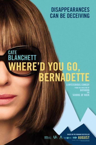 Hová tűntél, Bernadette? – Plakát