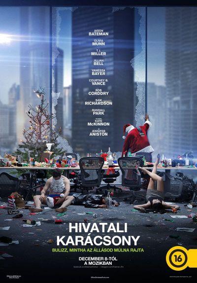 Hivatali karácsony – Plakát