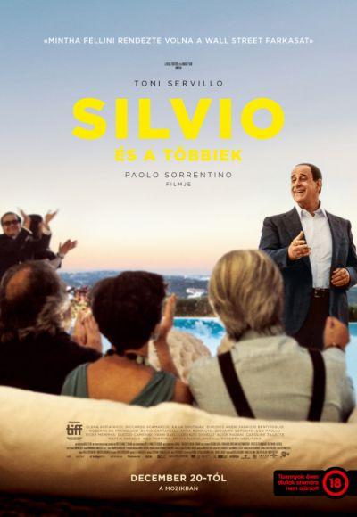 Silvio és a többiek – Plakát