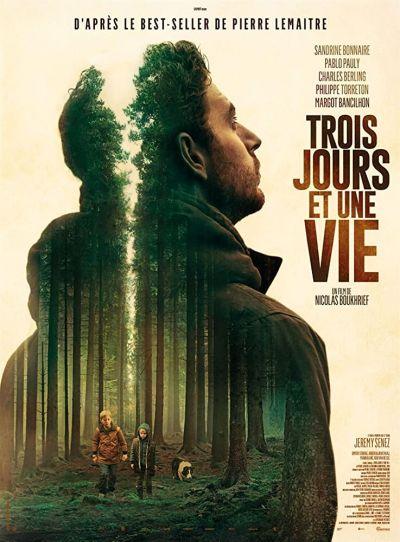 Három nap és egy élet – Plakát
