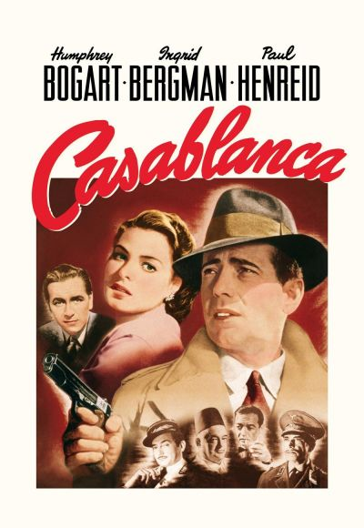 Casablanca – Plakát