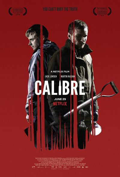 Calibre – Plakát