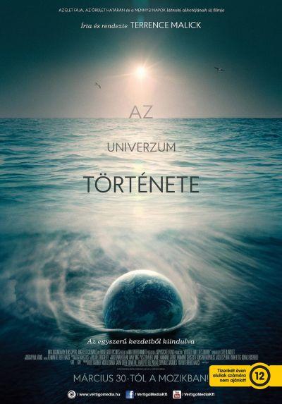 Az Univerzum története – Plakát