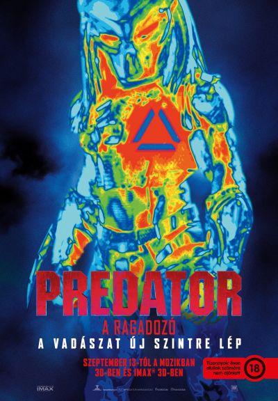 Predator - A ragadozó – Plakát