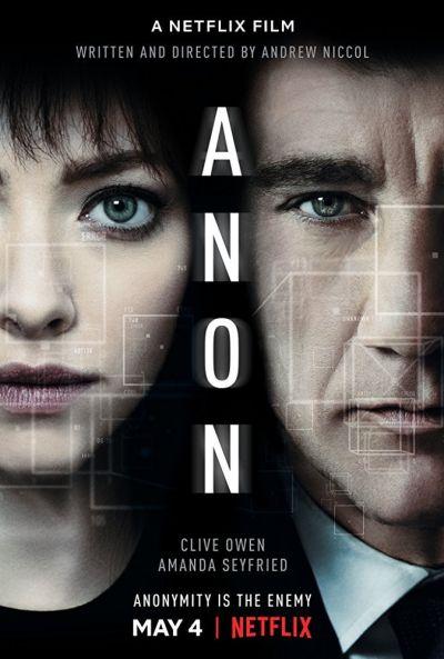 Anon – Plakát