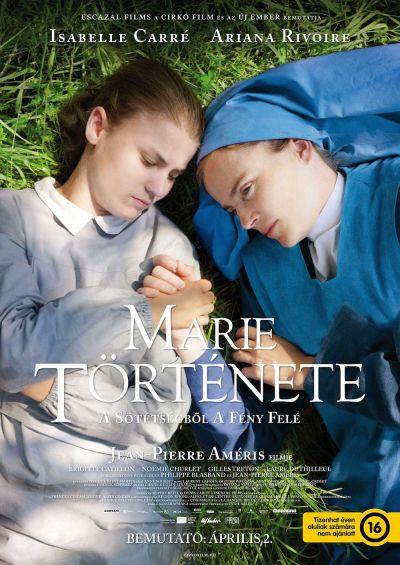 Marie története – Plakát