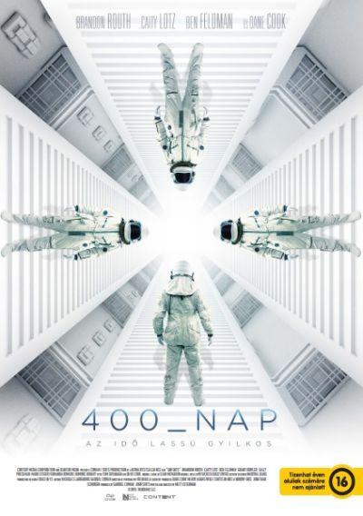 400 nap – Plakát
