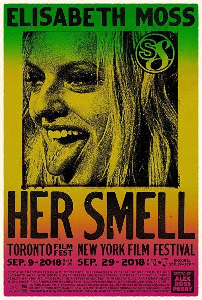 Her Smell – Plakát