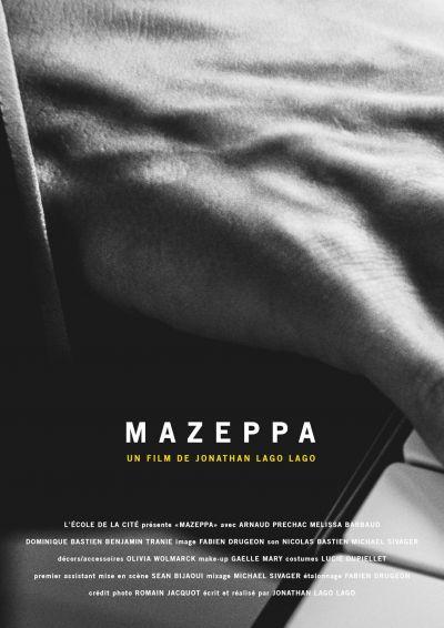 Mazeppa – Plakát