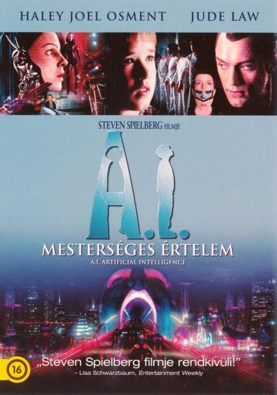 A.I. - Mesterséges értelem – Plakát