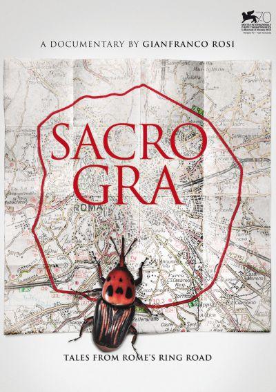 Róma körül – Plakát