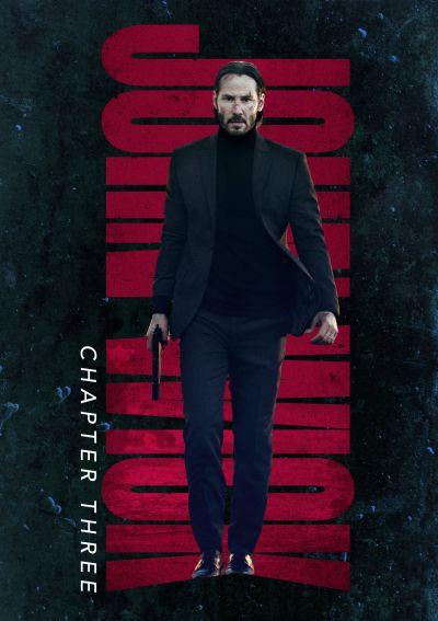 John Wick: 3. felvonás – Plakát