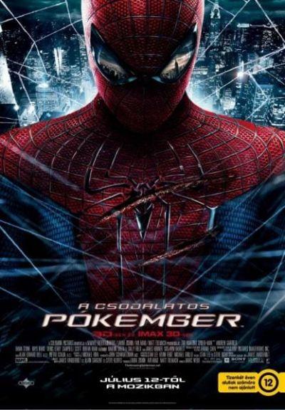 A csodálatos Pókember – Plakát