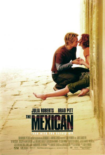A mexikói – Plakát