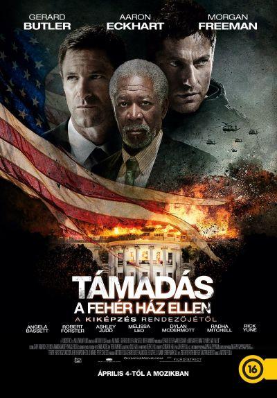 Támadás a Fehér Ház ellen – Plakát