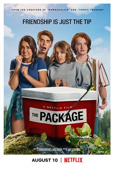 The Package – Plakát