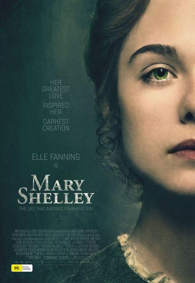 Mary Shelley – Plakát