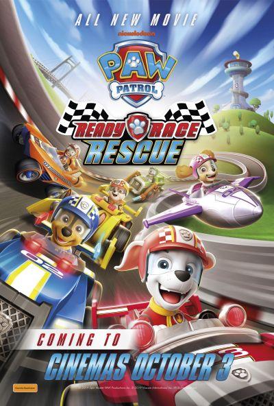 Paw Patrol: Ready, Race, Rescue! – Plakát