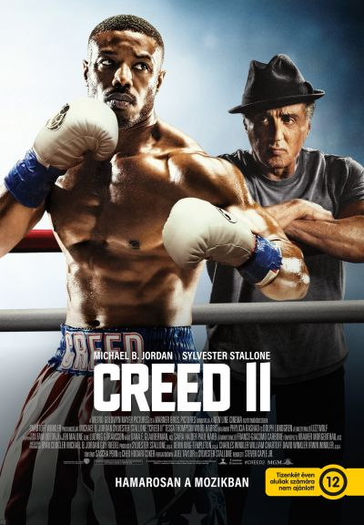 Creed II – Plakát