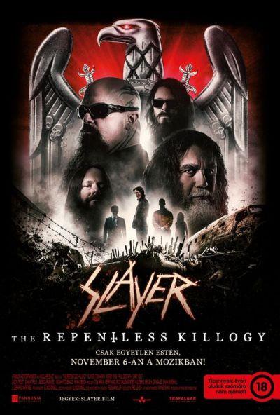 Slayer: The Repentless Killogy – Plakát
