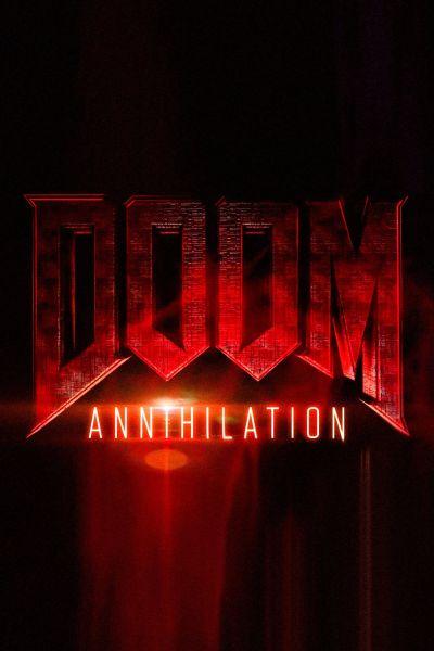 Doom: Annihilation – Plakát