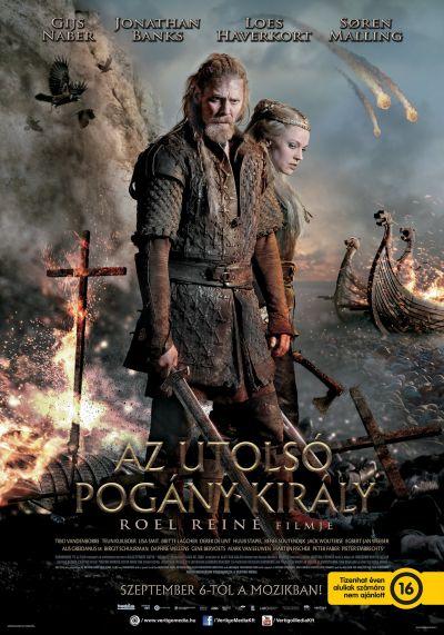 Az utolsó pogány király – Plakát