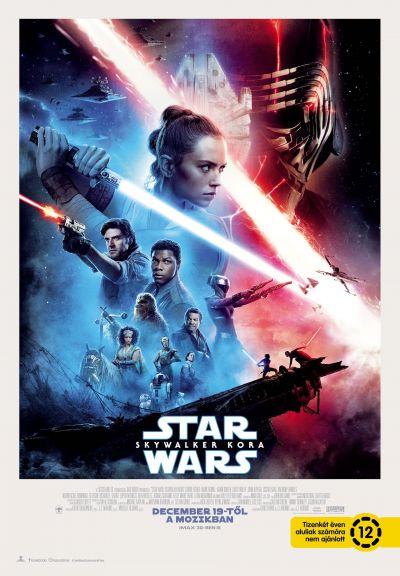 Star Wars: Skywalker kora – Plakát