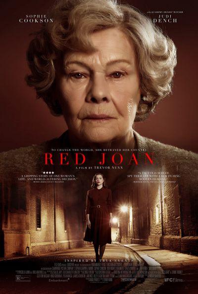 A vörös ügynök – Plakát