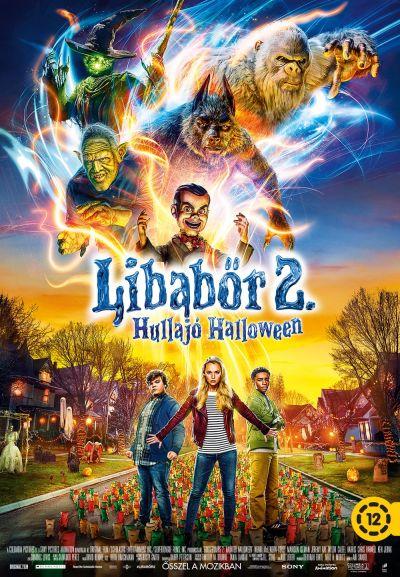 Libabőr 2. - Hullajó Halloween – Plakát