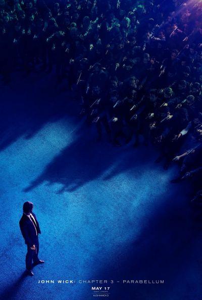 John Wick: 3. – Parabellum – Plakát