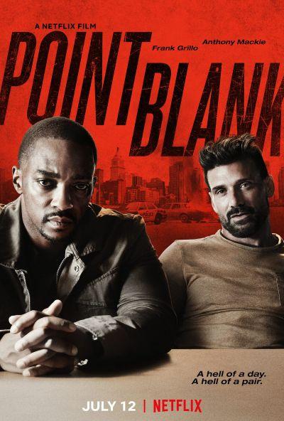 Point Blank – Plakát
