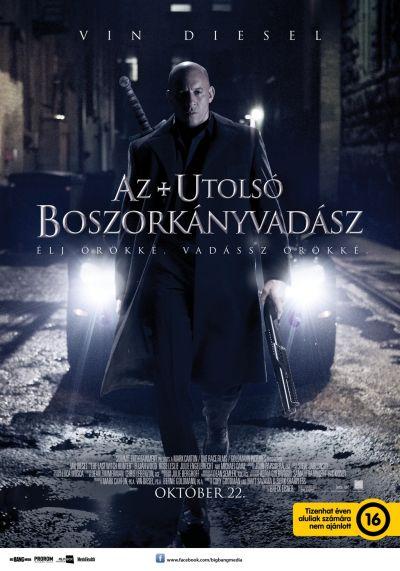 Az utolsó boszorkányvadász – Plakát