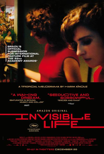 Egy nő láthatatlan élete – Plakát
