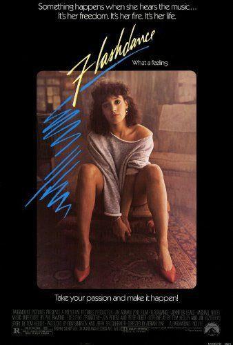 Flashdance – Plakát