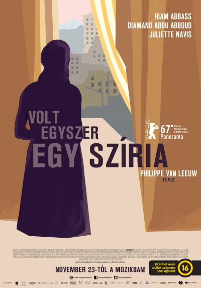 Volt egyszer egy Szíria – Plakát