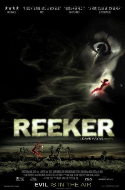 Reeker - A halál szaga – Plakát