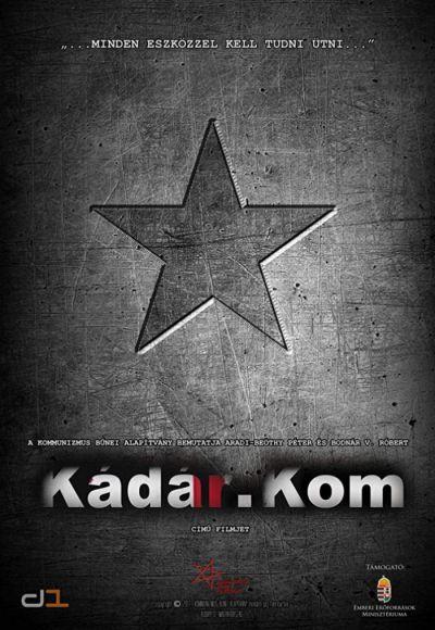 kádár.kom – Plakát