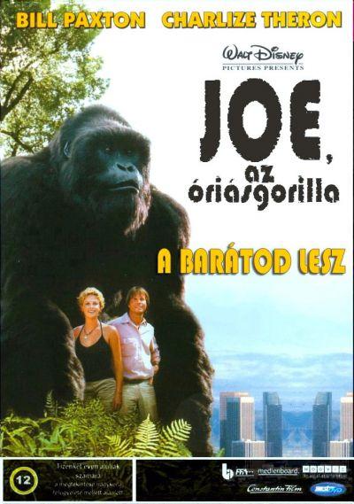 Joe, az óriásgorilla – Plakát
