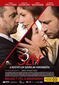 3 szív – Plakát