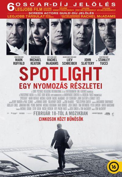 Spotlight - Egy nyomozás részletei – Plakát