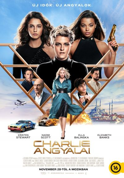 Charlie angyalai – Plakát