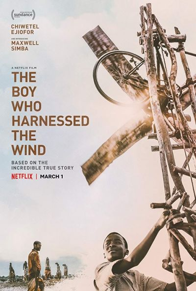 The Boy Who Harnessed the Wind – Plakát