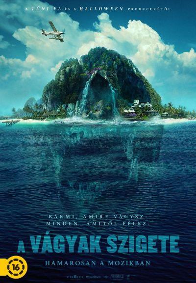 A vágyak szigete – Plakát