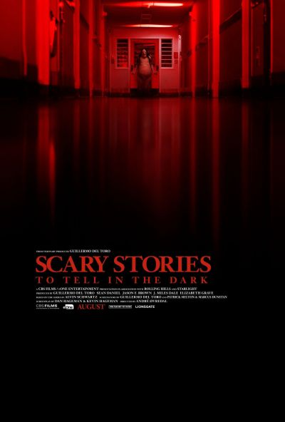 Scary Stories to Tell in the Dark – Plakát